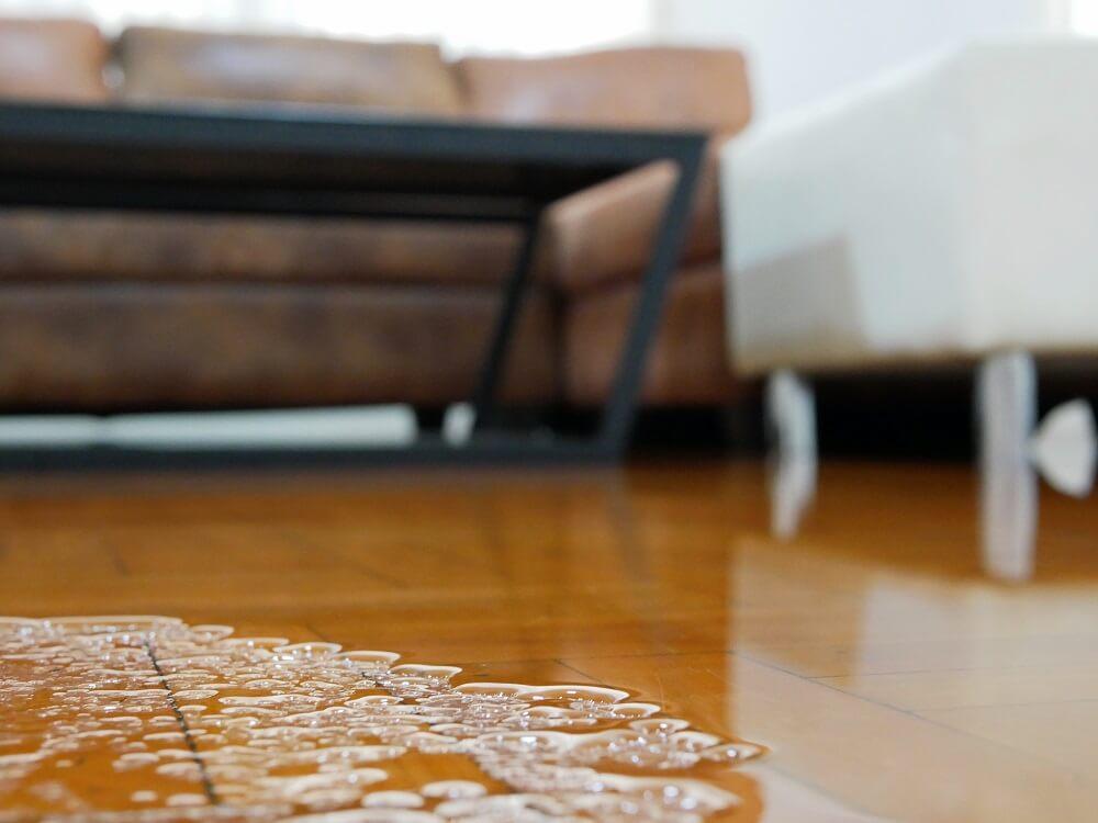 jak osuszyć mieszkanie po zalaniu