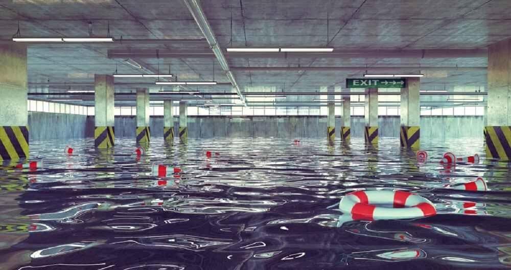 osuszanie budynków po zalaniu